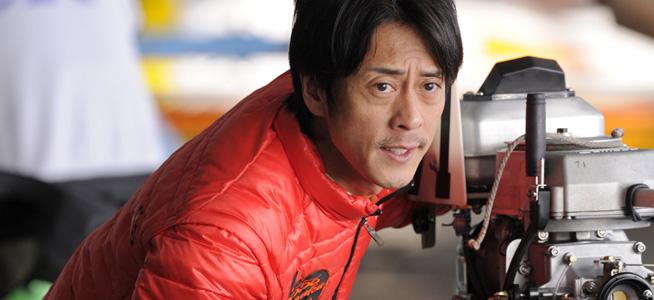 競艇 田中信一郎選手のスコーピオンターン