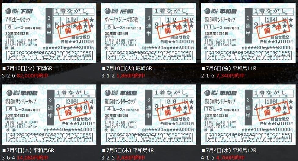 悪徳 SG競艇投資会 競艇予想サイトの口コミ検証や無料情報の予想結果も公開中 的中実績の舟券画像捏造疑惑