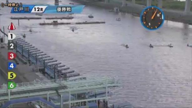 G1第64回江戸川大賞優勝戦を振り返る スタートは3対3