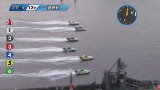 G1第64回江戸川大賞優勝戦を振り返る 井口佳典選手がまくりを仕掛け、枝尾賢選手が逃げる