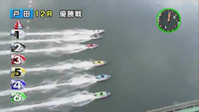 戸田プリムローズ優勝戦振り返り 稲田浩二選手のコンマ10のトップスピード