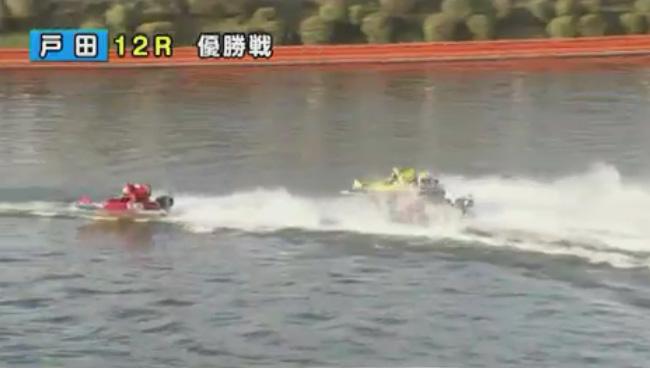 戸田プリムローズ優勝戦振り返り 興津藍選手を抜き切れず