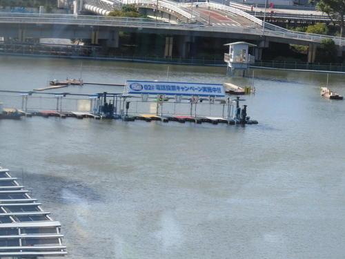 戸田競艇場が台風19号の影響で浸水・破損。G3オールレディース開催は中止。埼玉のボートレース場