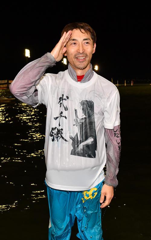 SG2019第22回桐生チャレンジカップ初日 徳増秀樹選手が2000勝達成で水神祭  桐生競艇場