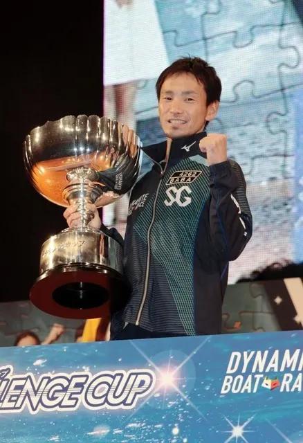 2018年SG第21回チャレンジカップ優勝は滋賀支部の馬場貴也選手。SG初制覇!ボートレース芦屋