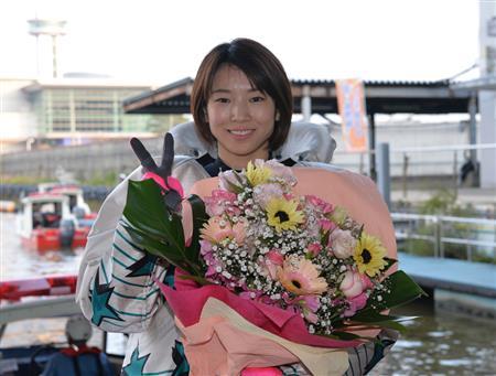 2018年G2第5回レディースチャレンジカップ優勝は守屋美穂選手 桐生競艇場(ボートレース桐生)で開催
