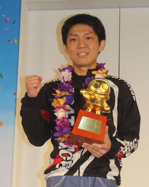 G1福岡チャンピオンカップ開設66周年記念競走優勝は埼玉支部の桐生順平選手!