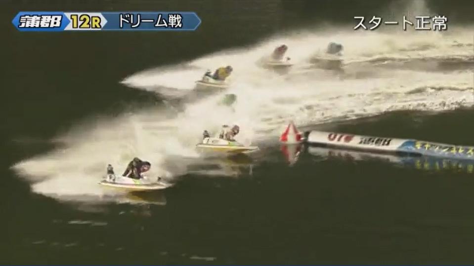 競艇 2019年G1オールジャパン竹島特別 開設64周年記念競走 初日ドリーム戦 1周2マーク