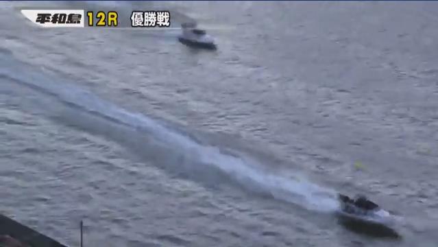 BP横浜開設12周年記念ルーキーシリーズ第22戦 優勝戦 山崎郡選手先マイで差をあける!