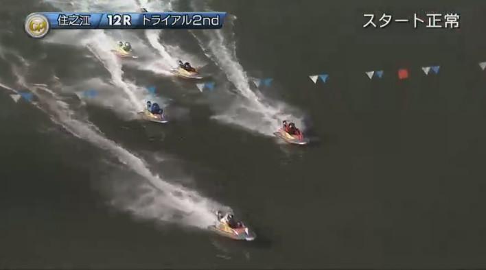 2019年グランプリ(賞金王決定戦)トライアル2nd2日目12R  ナイター 住之江競艇場