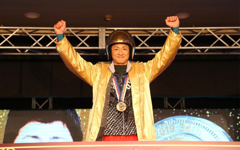 SG2019第34回グランプリ優勝は石野貴之選手!ボートレース住之江・競艇場