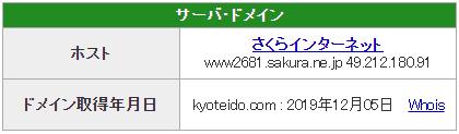 悪徳 競艇道(きょうていどう) 競艇予想サイトの口コミ検証や無料情報の予想結果も公開中 ドメイン取得日は2019年12月5日