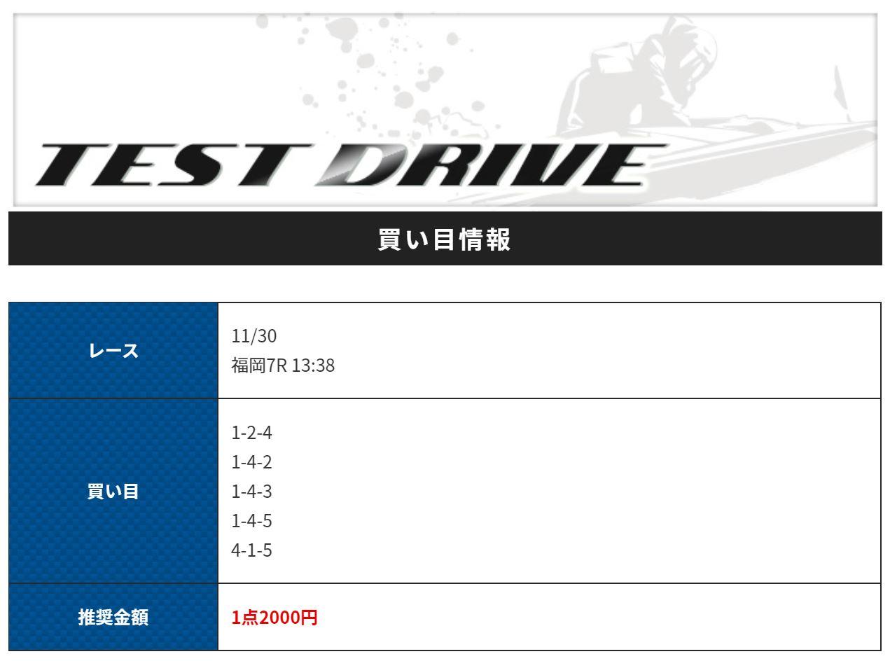 優良 SPEED(スピード) 競艇予想サイトの口コミ検証や無料情報の予想結果も公開中 11月30日の無料情報買い目