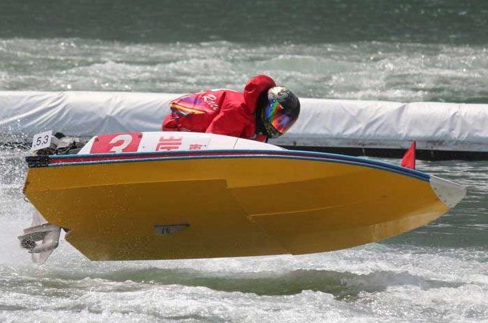 競艇・ボートレースを予想する。現在はハイドロプレーン