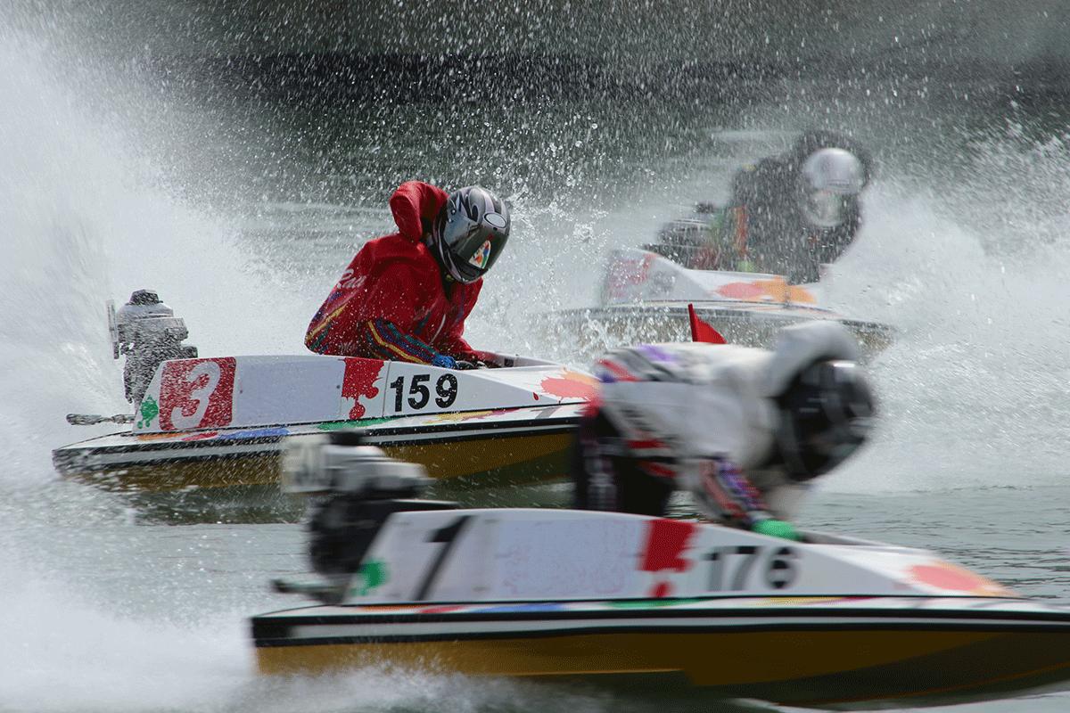 競艇選手 級別審査基準、各級別A1・A2・B1・B2のボーダー ボートレーサー