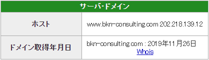 悪徳競艇予想サイト BOATコンサルティング(ボートコンサルティング) ドメイン取得日は2019年11月26日 口コミ検証や無料情報の予想結果も公開中
