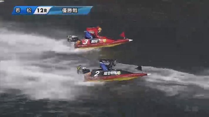 2020年G1ダイヤモンドカップ優勝戦 石野貴之選手のイン戦 ボートレース若松・競艇場