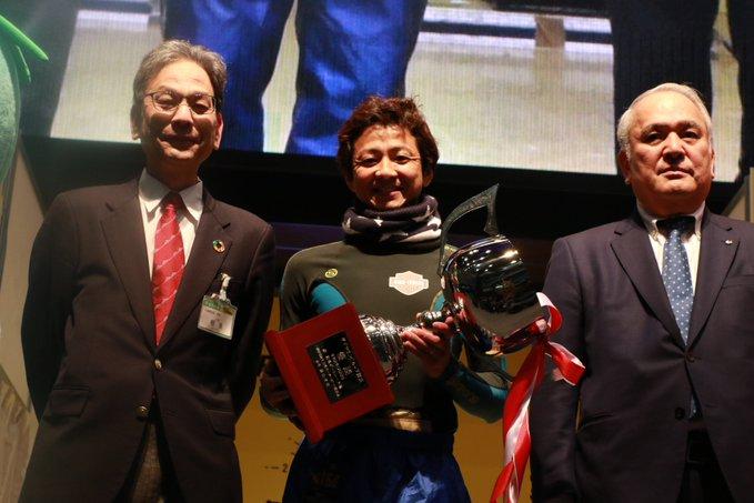 2020年G1ダイヤモンドカップ優勝は石野貴之選手! ボートレース若松・競艇