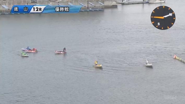 2020年初G1 徳山周年「徳山クラウン争奪戦」優勝戦 寺田祥選手は4カドを選択 ボートレース徳山・競艇