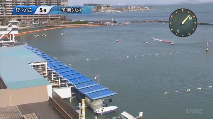 2020年2月23日一般戦「男女W優勝戦e−radioLAKESIDECUP」5Rで上田紗奈選手がデビュー初勝利!ボートレースびわこ・競艇