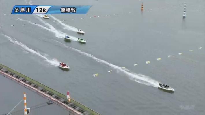 【競艇G1】2020年ウェイキーカップ優勝戦 菊地孝平選手のまくりが決まる  ボートレース多摩川