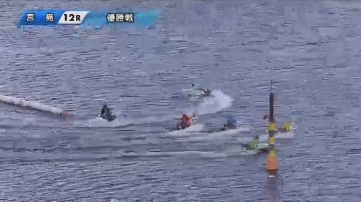 【競艇G1】2020年中国地区選手権優勝戦 前本泰和選手、インは譲らない ボートレース宮島