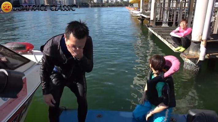 2020年3月20日SGボートレースクラシック4日目1Rで今井美亜選手がSG初勝利!水神祭 対岸からタイミング間違えた池田浩二選手 ボートレース平和島・競艇