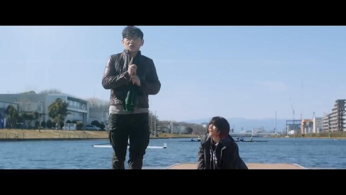 2020ボートレースCMスピンオフ『case1:レナの場合』多摩川のカッパ 武田玲奈・飯尾和樹