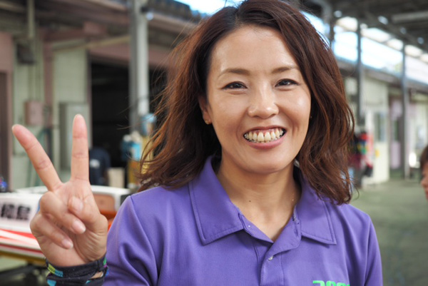 競艇選手 滋賀支部の香川素子選手は大阪府出身のボートレーサー デビュー23年でSG初出場!