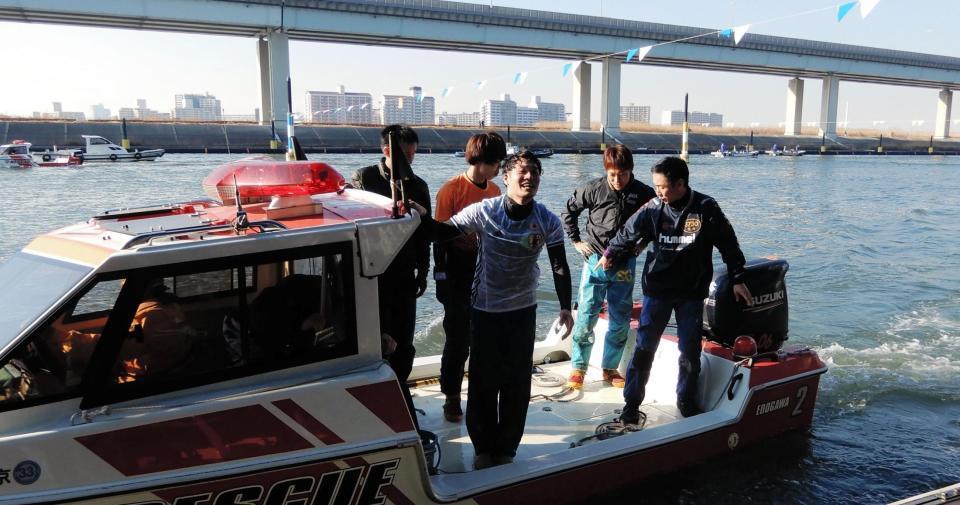 122期の倉田茂将選手が江戸川で初勝利!デビュー88走目。ボートレーサー・競艇選手・結婚