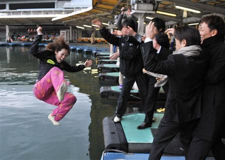 競艇 香川支部の平山智加選手(ひらやまちか)選手が男女混合G1優勝