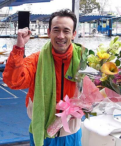 【引退】埼玉の重鎮、池上裕次選手が引退。戸田天皇 埼玉支部のボートレーサー