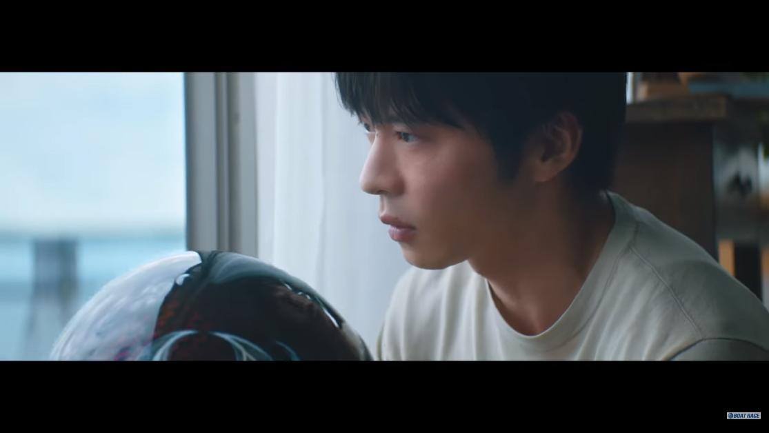 2020ボートレースCMスピンオフ『case3:タナカの場合』3号艇 田中圭・小林涼子