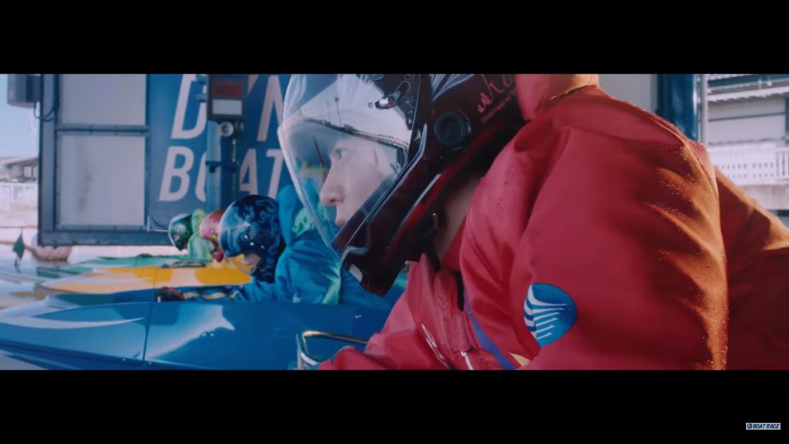 2020ボートレースCMスピンオフ『case3:タナカの場合』タナカ君ボートレーサーデビュー 田中圭・小林涼子
