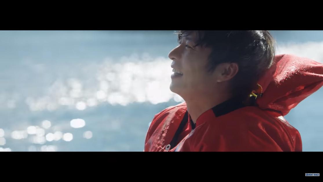 2020ボートレースCMスピンオフ『case3:タナカの場合』赤い勝負服 田中圭・小林涼子