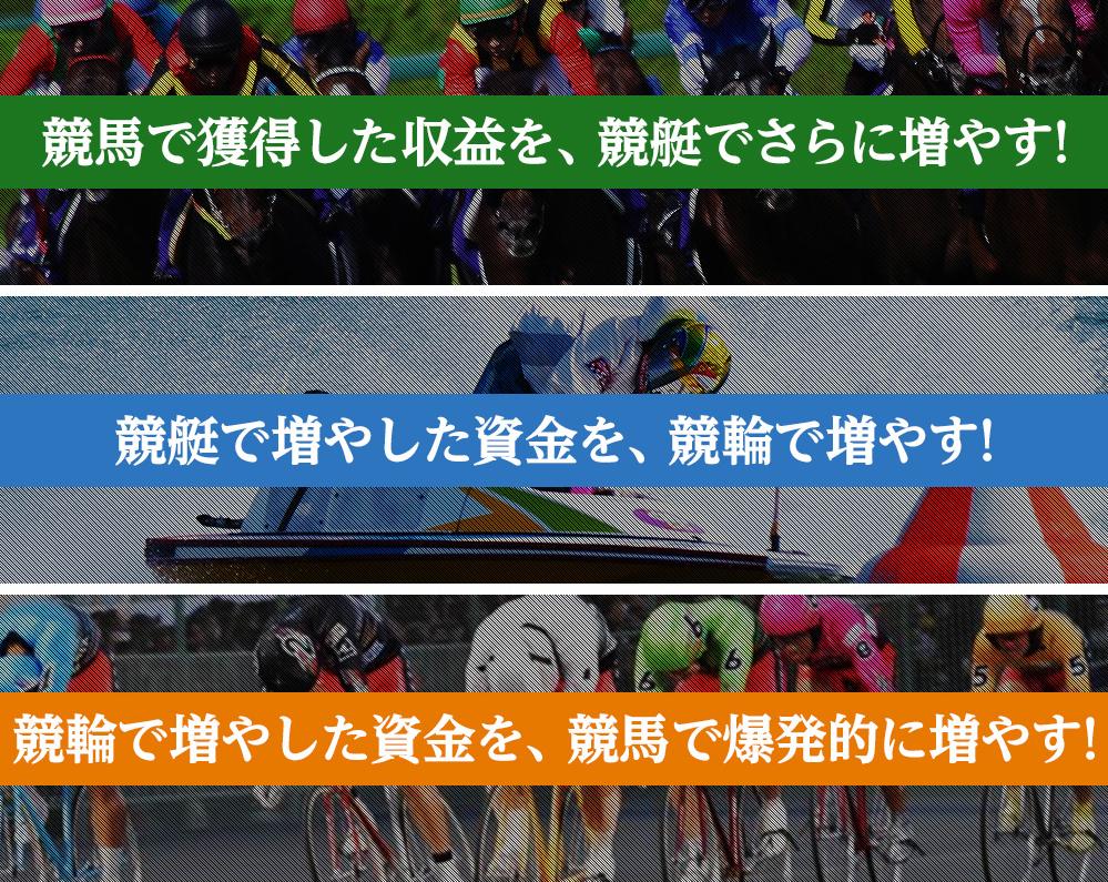 三競(さんけい)的中の法則  優良競艇予想サイト・悪徳競艇予想サイトの口コミ検証や無料情報の予想結果も公開中 競馬・競艇・競輪で広く稼ぐ