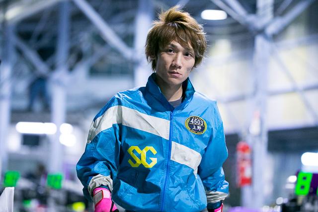 SGで師匠峰竜太選手との戦いが見れるかも 佐賀支部の上野真之介選手(うえのしんのすけ)選手
