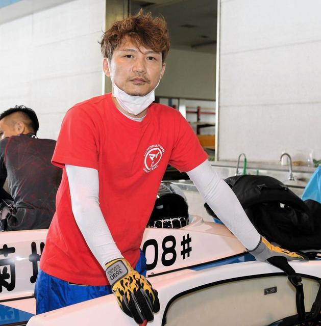 【ボート】浜野谷憲吾が違反で前検不合格 禁止の工具持ち込みで平和島欠場東京支部のボートレーサー・競艇
