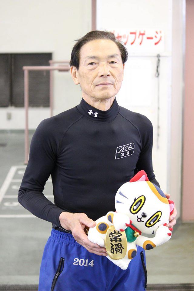 高塚清一選手が最年長勝利記録を73歳で更新!これまで持っていた加藤峻二選手の記録を抜く!静岡支部・競艇
