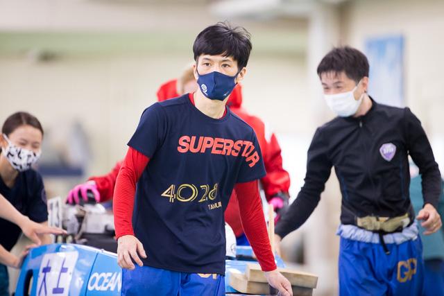 【SGオーシャンカップ】田村隆信選手が痛恨のフライング!地元徳島支部唯一の出場選手。ボートレース鳴門・競艇