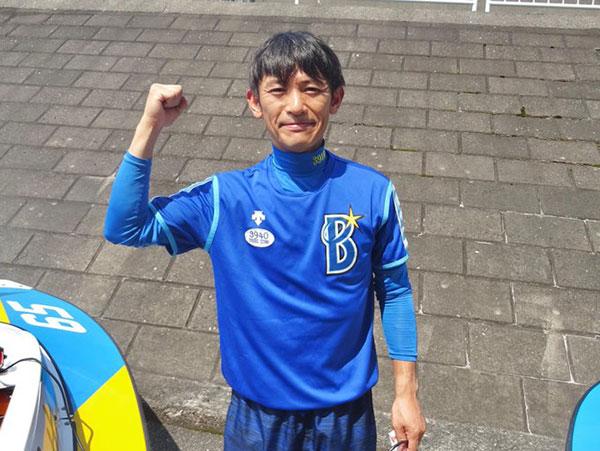 競艇選手 東京支部の飯山泰選手(いいやまやすし)選手について SGでの活躍に期待