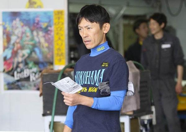 競艇選手 東京支部の飯山泰選手(いいやまやすし)選手について