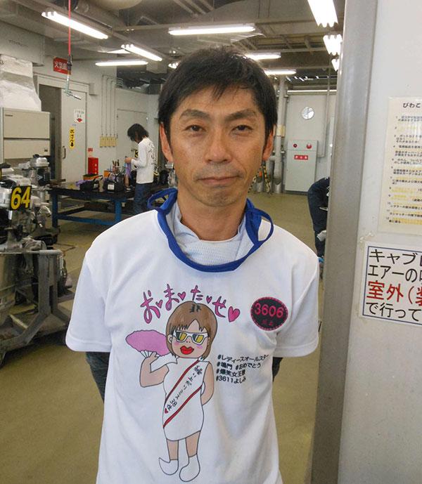 【ボートレーサー】上腕骨骨折から半年ぶりに復帰/びわこボート 滋賀支部・71期・競艇選手・ケガ