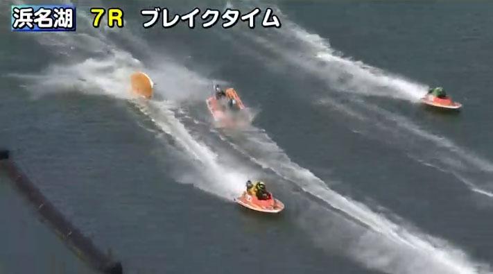 笠原亮選手が全治不明の重傷。お盆の地元レースでのアクシデントで。事故の瞬間06 静岡支部・ボートレーサー・事故