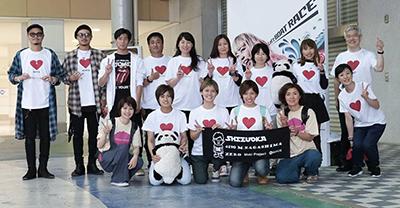 長嶋万記選手の一般社団法人ZERO ボートレーサー・競艇・復興支援