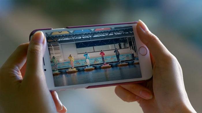 2020ボートレースCM『ハートに炎を。BOAT is HEART』第9話『妹の旅立ち』篇公開。発走前のピット 田中圭・武田玲奈・葉山奨之・飯尾和樹・競艇