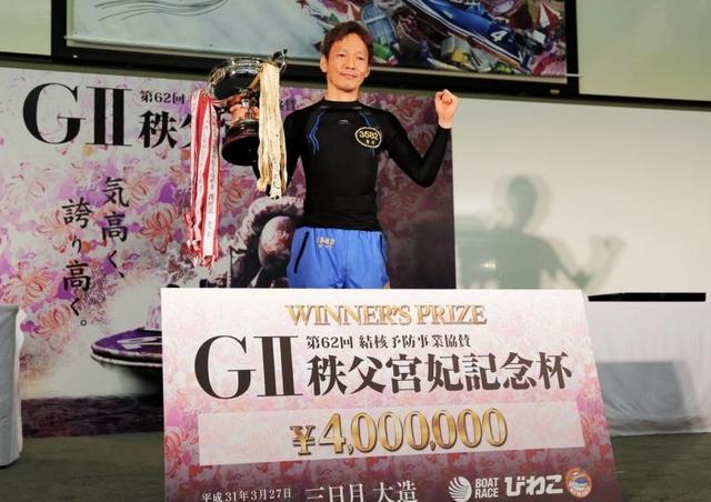 2020年10月G2 第64回 秩父宮妃記念杯の概要・出場レーサー・過去優勝者まとめ ボートレースびわこ・競艇