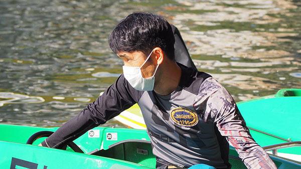 長野道臣選手がデビュー25年目を目前にして初優勝のチャンス!しかし初優勝はならず。競艇選手・静岡支部・ボートレーサー