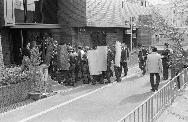 高知競輪場での暴力団殺傷抗争事件とは「山一抗争(やまいちこうそう)」