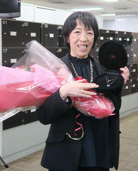 39年の選手生活終えた鵜飼菜穂子 史上初の女子SGウイナー誕生は「命懸けで働く選手が出てくればおもしろい」